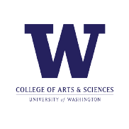 UW College of Arts & Sciences Patch Logo w/ transparent background