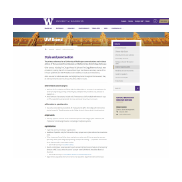Preview of UW Editorial Style and Standards site