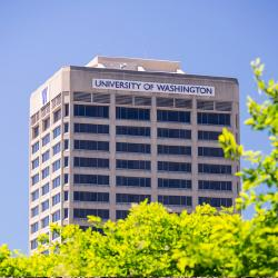 Picture of UW tower from a distance